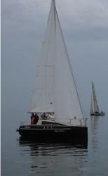 Новую яхту мини/четвертьтонного класса,  дерево,  фанера. Акция!