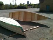 Изготовлю деревянные лодки
