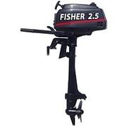 Fisher T 2.5 BMS мотор для лодки