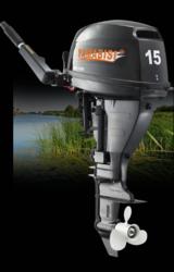 Продам Yamabisi F 15 BMS подвесной лодочный мотор