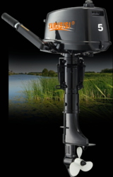 Продам Yamabisi T 5 BMS подвесной лодочный мотор