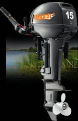 Продам Yamabisi T15 BMS подвесной лодочный мотор