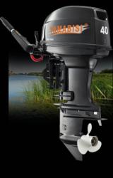 Продам Yamabisi T 40 BMS подвесной лодочный мотор