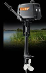 Продам Yamabisi T 2.6 BMS подвесной лодочный мотор
