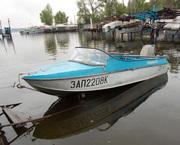 Металлическая лодка Неман 2 1989