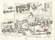 Реверс-редуктор РРП-40,  двухдисковый реверс редуктор ррп,  юждизельмаш