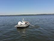 Надувная лодка из п в х - , , ПЕЛИКАН, ,    К-320