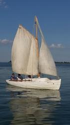 ял 4 лодка парусник яхта